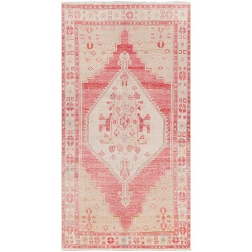 "One of a Kind 4'10"" x 9' Rug by 9596 at Becker Furniture"