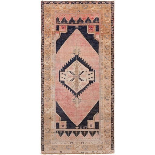 """One of a Kind 3'10"""" x 7'8"""" Rug by Ruby-Gordon Accents at Ruby Gordon Home"""