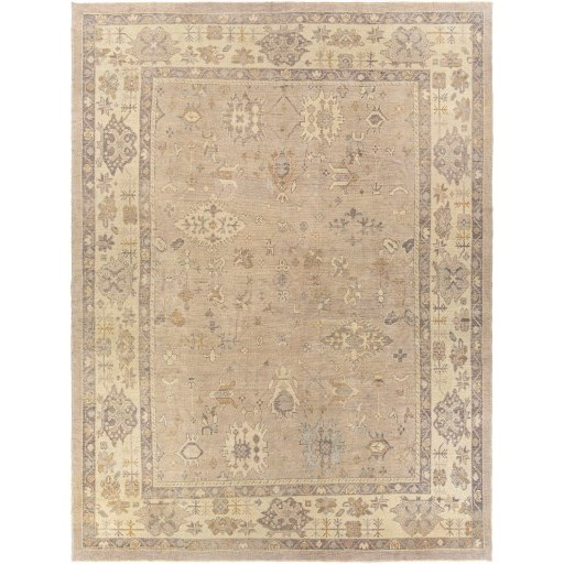 """One of a Kind 10'8"""" x 14'3"""" Rug by 9596 at Becker Furniture"""