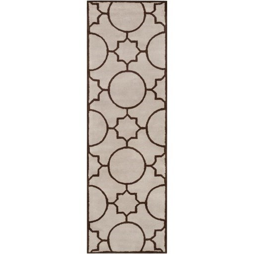 "Oscar 5' x 7'9"" Rug by Surya at Belfort Furniture"