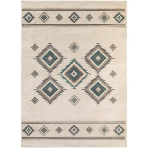 """Oslo 7'10"""" x 10'2"""" Rug by 9596 at Becker Furniture"""