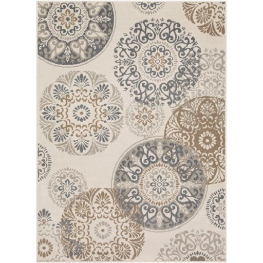 "Oslo 2' x 2'11"" Rug by 9596 at Becker Furniture"