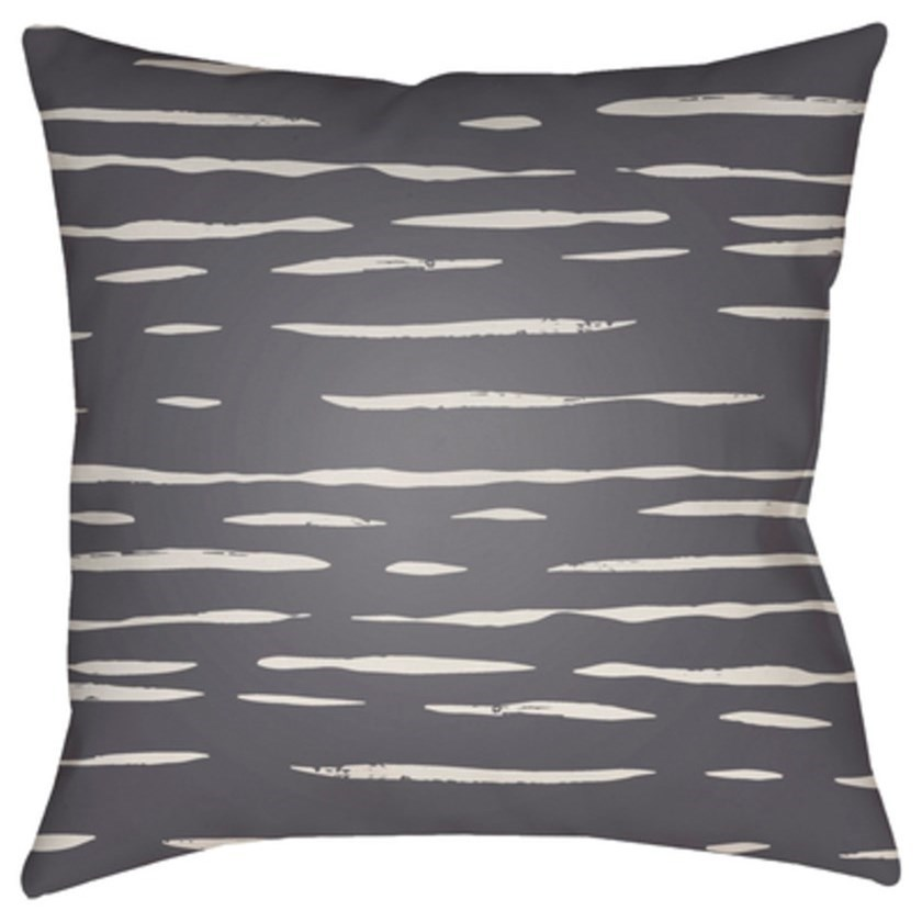 Painted Stripes Pillow by Ruby-Gordon Accents at Ruby Gordon Home