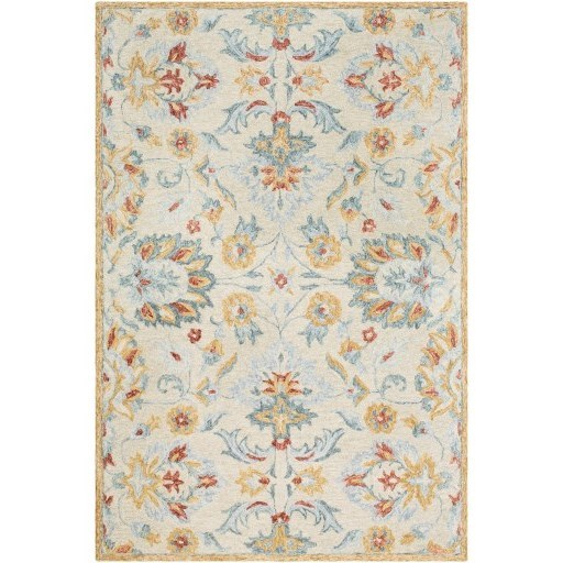 "Panipat 5' x 7'6"" Rug by Surya at SuperStore"