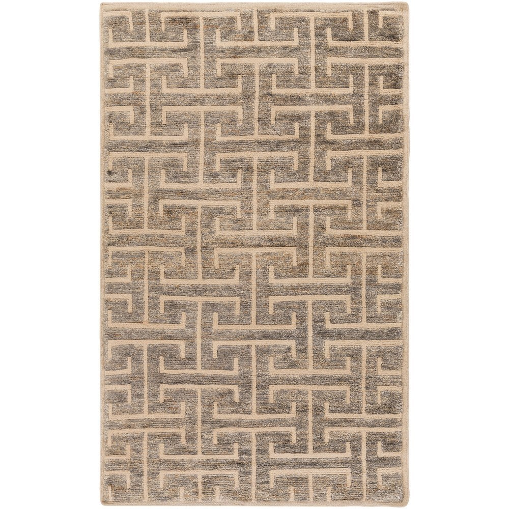 """Papyrus 3'3"""" x 5'3"""" Rug by 9596 at Becker Furniture"""