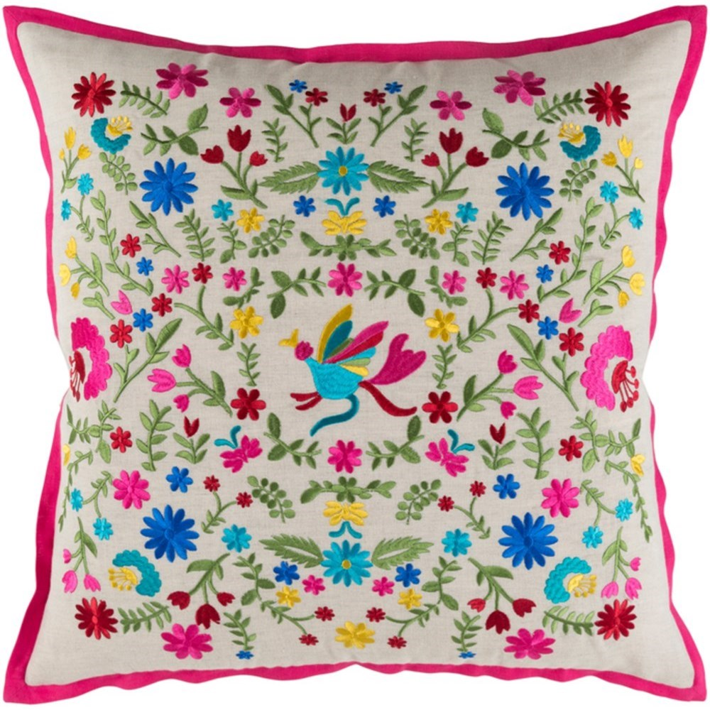 Pavo Pillow by Ruby-Gordon Accents at Ruby Gordon Home