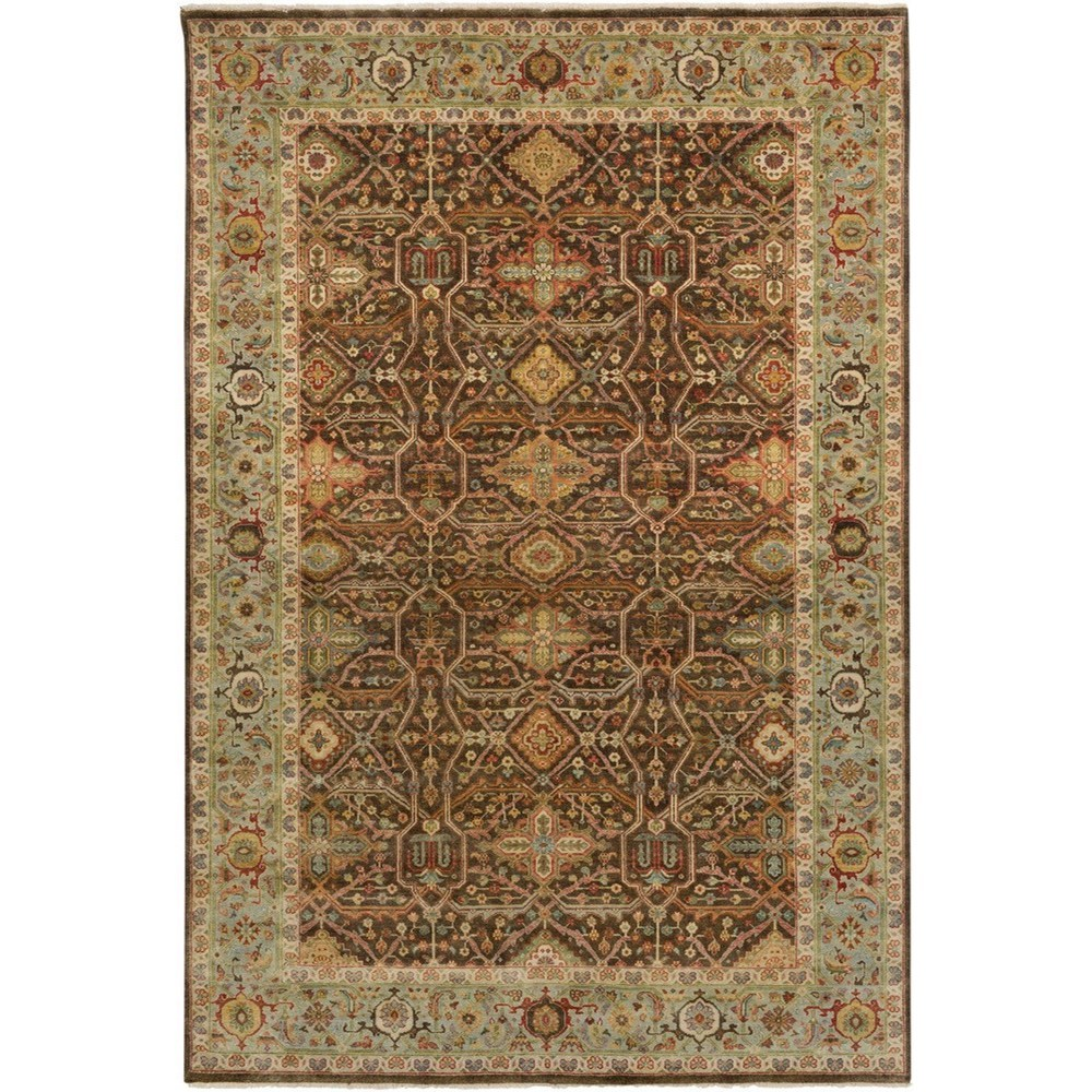 Pazyryk 6' x 9' Rug by Surya at Fashion Furniture