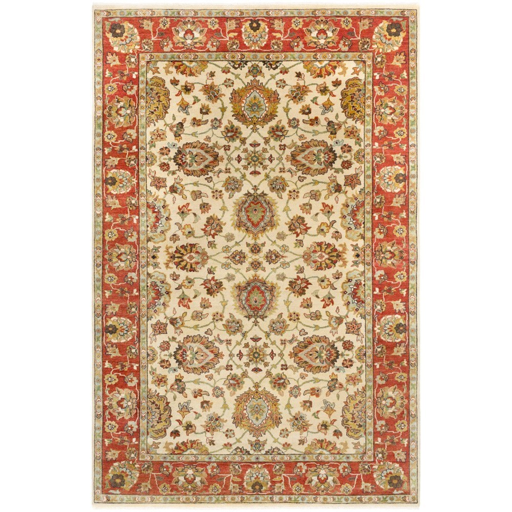 Pazyryk 6' x 9' Rug by Surya at Belfort Furniture