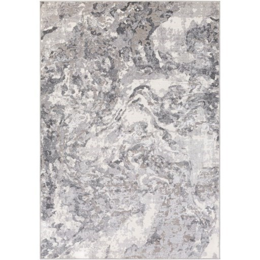 """Perception 5'2"""" x 7' Rug by 9596 at Becker Furniture"""
