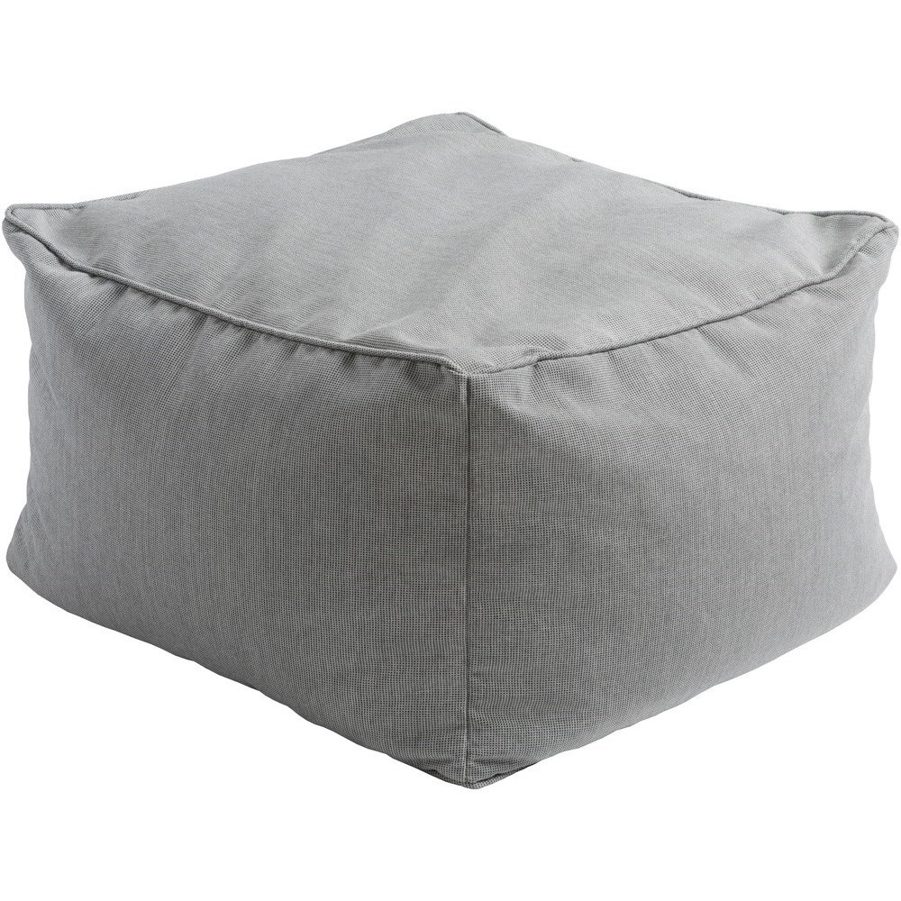 Piper 22 x 22 x 14 Cube Pouf by 9596 at Becker Furniture