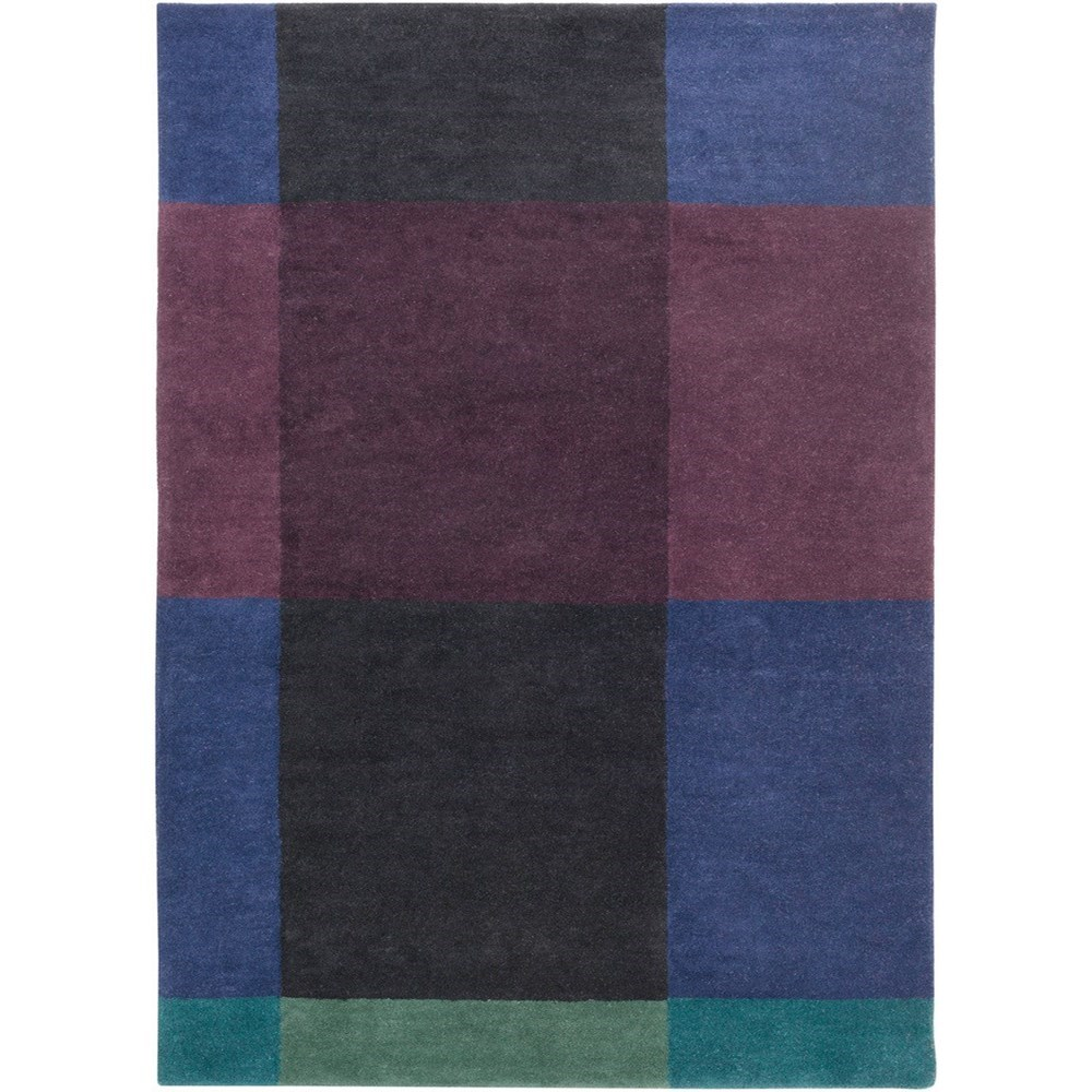 Plaid 2' x 3' Rug by Surya at Prime Brothers Furniture