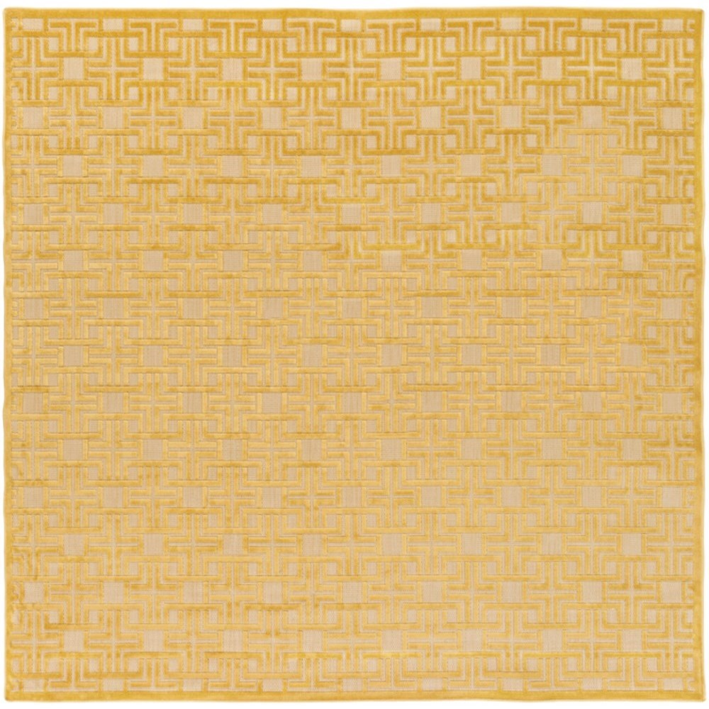 "Portera 7'6"" Square Rug by Surya at SuperStore"