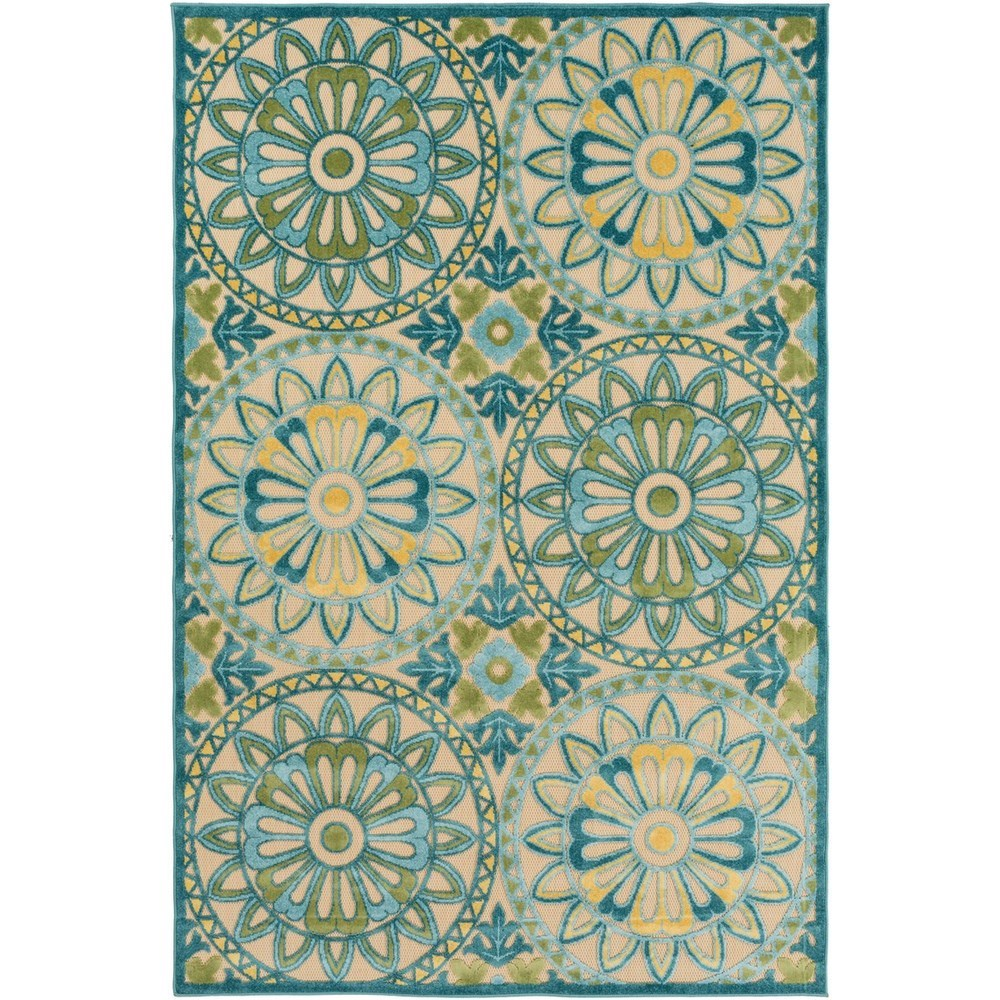 "Portera 4'7"" x 6'7"" Rug by Ruby-Gordon Accents at Ruby Gordon Home"