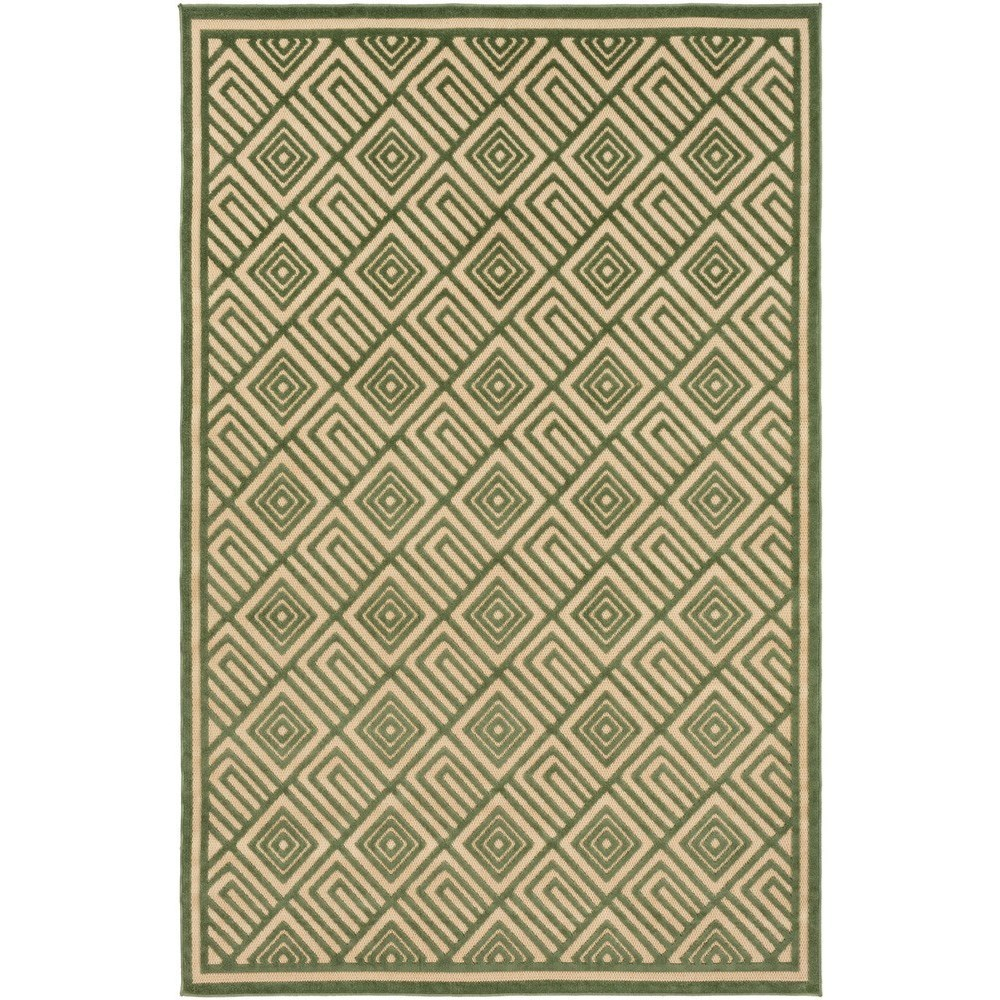 """Portera 4'7"""" x 6'7"""" Rug by Surya at SuperStore"""