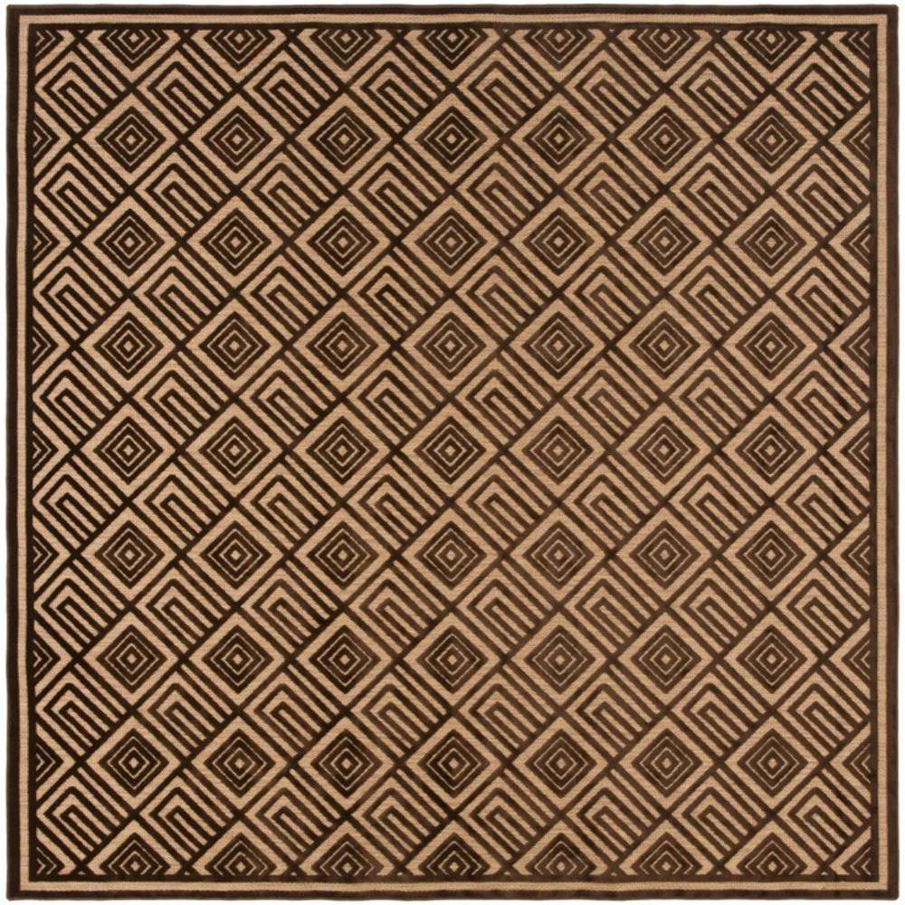 """Portera 7'6"""" Square Rug by Ruby-Gordon Accents at Ruby Gordon Home"""