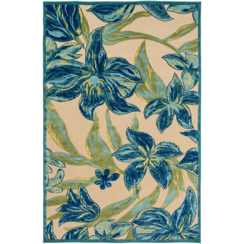 """Portera 7'10"""" x 10'8"""" Rug by 9596 at Becker Furniture"""