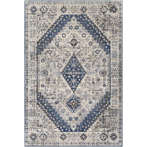 """Porto 7'10"""" x 10'2"""" Rug by 9596 at Becker Furniture"""