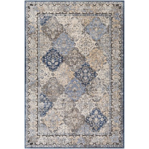 """Porto 2' x 2'11"""" Rug by 9596 at Becker Furniture"""