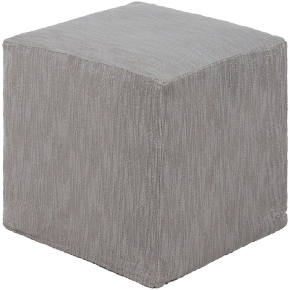 Purist Cube Pouf by Ruby-Gordon Accents at Ruby Gordon Home