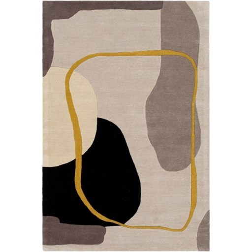 Queens 6' x 9' Rug by Ruby-Gordon Accents at Ruby Gordon Home
