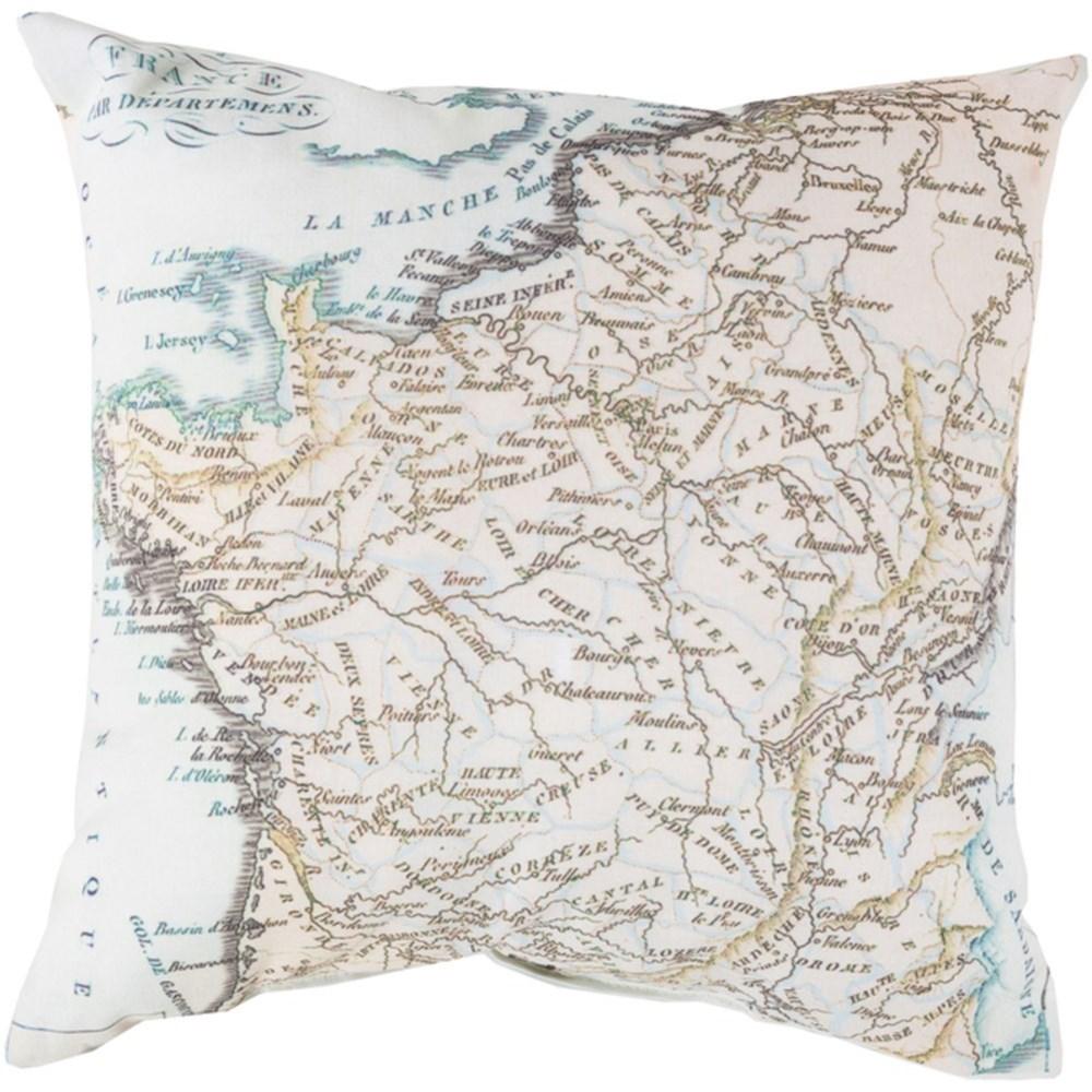 Rain-2 Pillow by Surya at Fashion Furniture