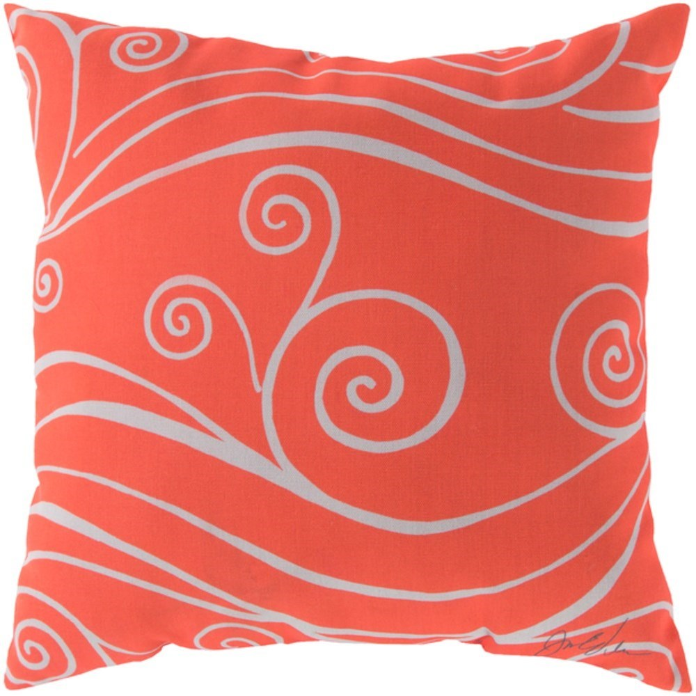 Rain-4 Pillow by Surya at Upper Room Home Furnishings
