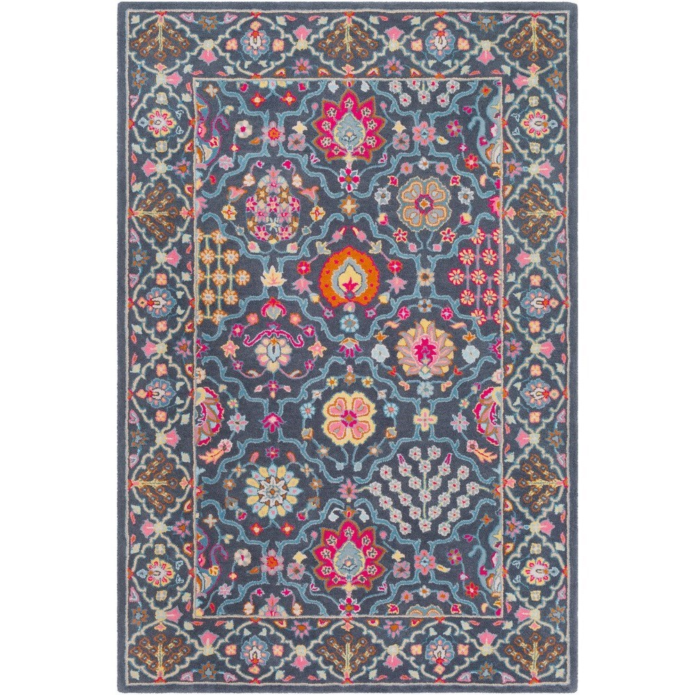 "Rajhari 5' x 7' 6"" Rug by Surya at Factory Direct Furniture"