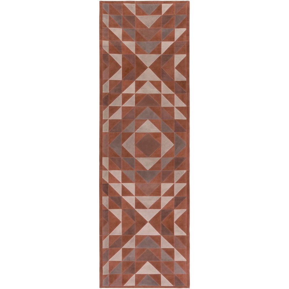 """Ranch 2'6"""" x 8' Runner Rug by 9596 at Becker Furniture"""