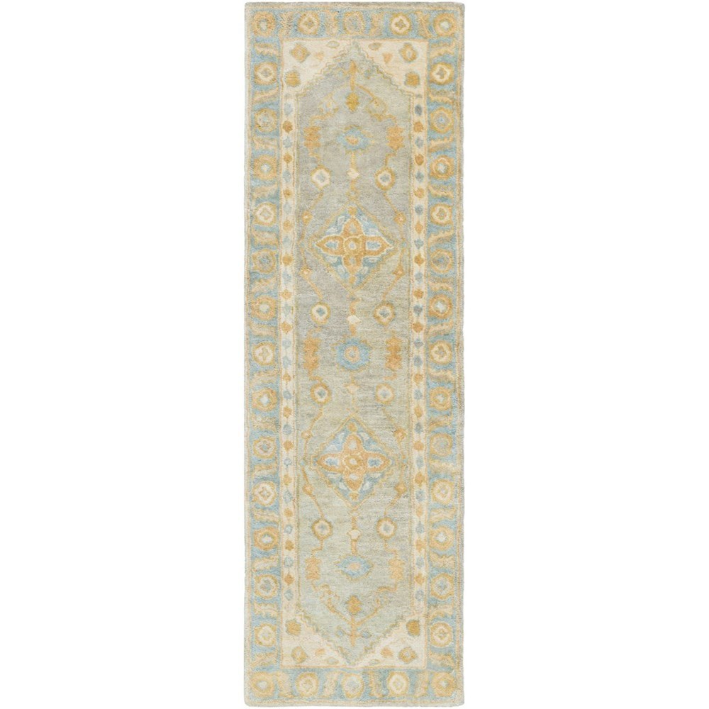 """Relic 2'6"""" x 8' Runner Rug by Ruby-Gordon Accents at Ruby Gordon Home"""