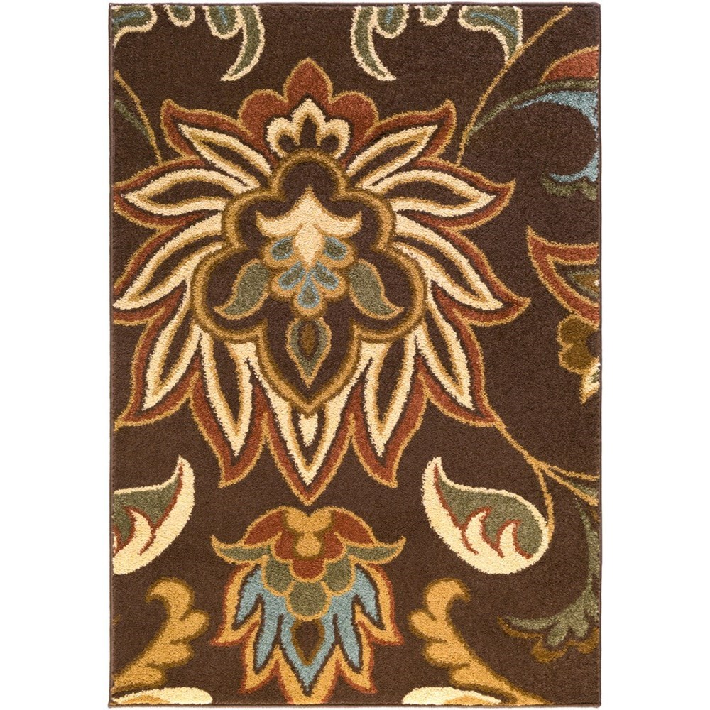 """River Home 2'2"""" x 3' Rug by Surya at Del Sol Furniture"""