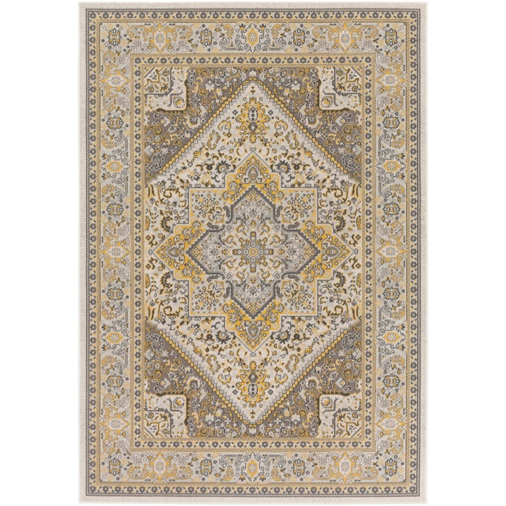 """Roosevelt 3'11"""" x 6' Rug by Ruby-Gordon Accents at Ruby Gordon Home"""