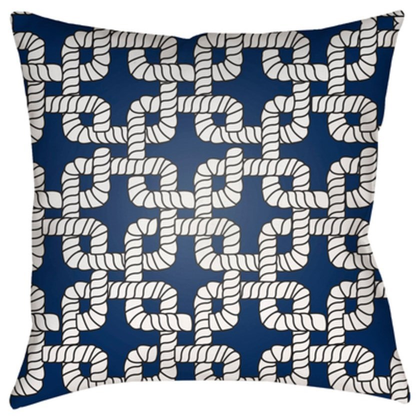 Rope II Pillow by Surya at SuperStore