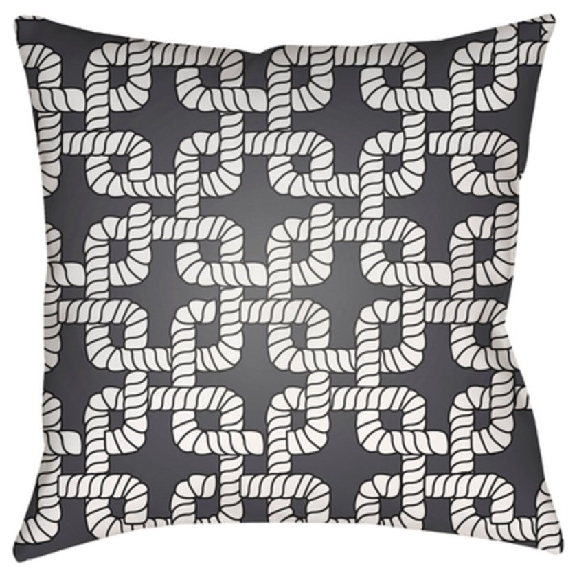 Rope II Pillow by Ruby-Gordon Accents at Ruby Gordon Home