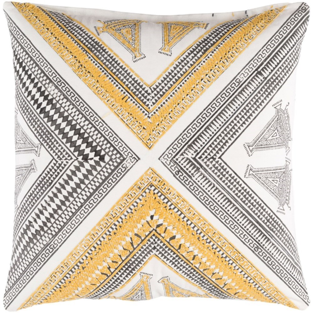 Rufiji Pillow by Surya at Belfort Furniture