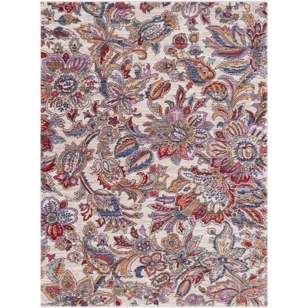 "Rumi 5' 3"" x 7' 3"" Rug by Surya at Fashion Furniture"