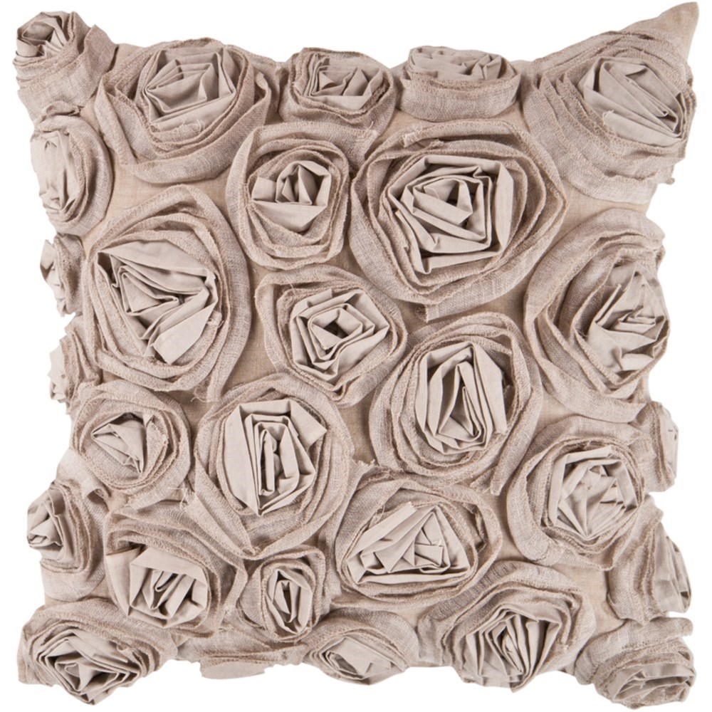 Rustic Romance Pillow by Surya at Dream Home Interiors
