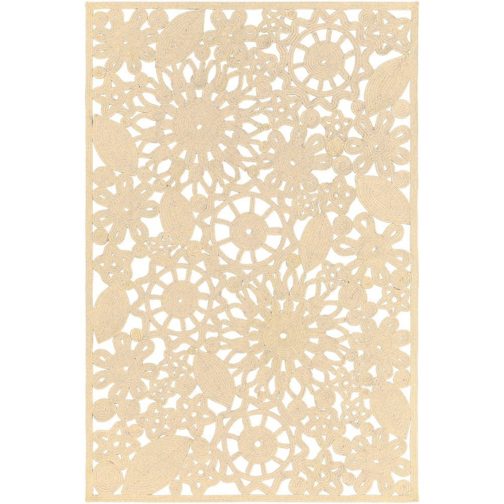 "Sanibel 5' x 7'6"" Rug by 9596 at Becker Furniture"