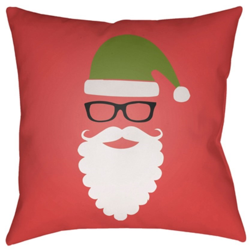 Santa Pillow by Surya at SuperStore