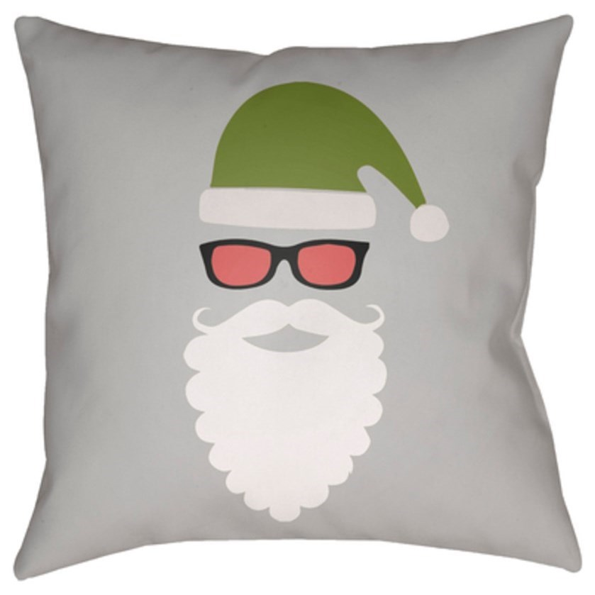 Santa Pillow by Ruby-Gordon Accents at Ruby Gordon Home