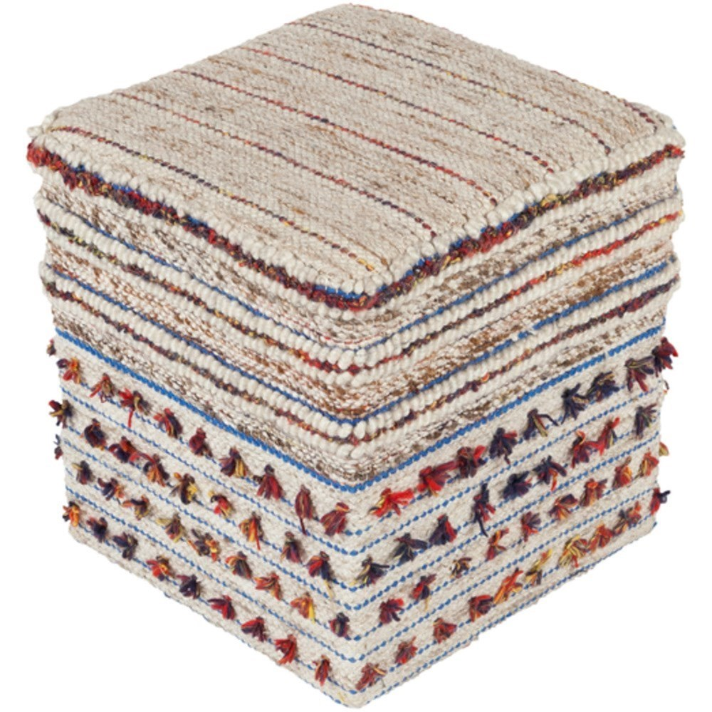 Scotia Cube Pouf by Ruby-Gordon Accents at Ruby Gordon Home