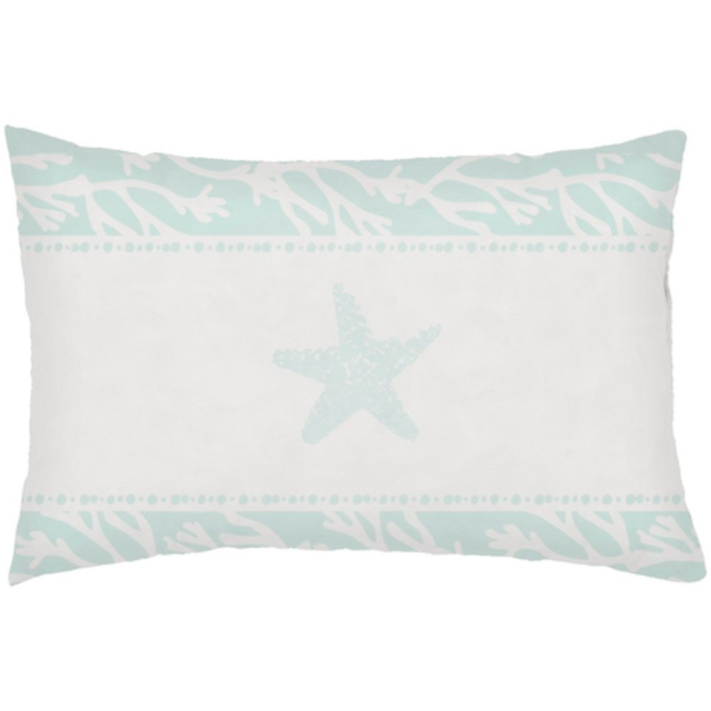 Seasalt & Starfish Pillow by Ruby-Gordon Accents at Ruby Gordon Home