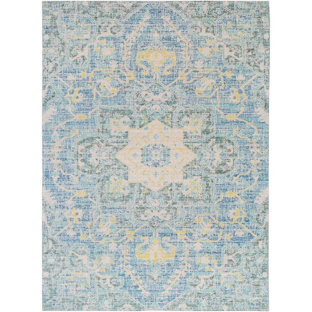 "Seasoned Treasures 5' 3"" x 7' 3"" Rug by Surya at SuperStore"