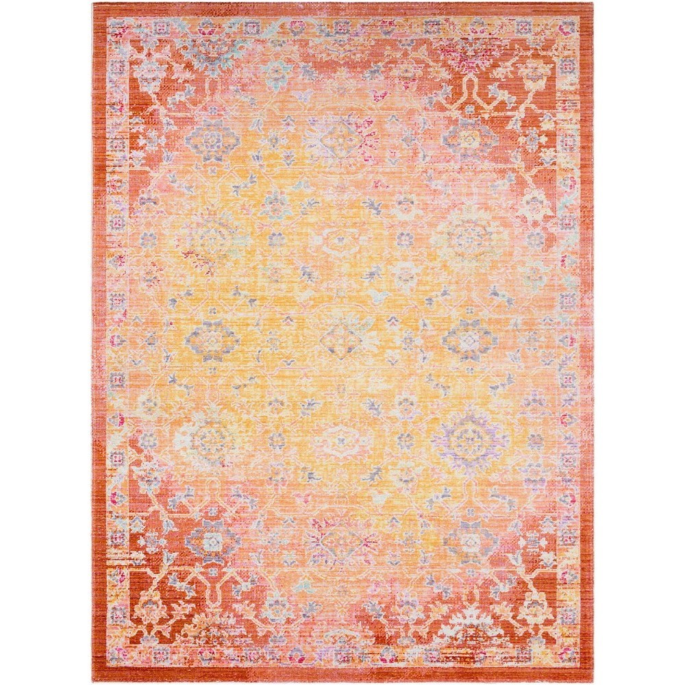 "Seasoned Treasures 9' 3"" x 13' Rug by Surya at SuperStore"