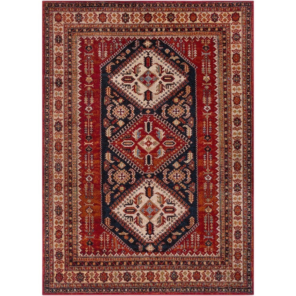 "Serapi 3'11"" x 5'7"" Rug by Surya at Prime Brothers Furniture"