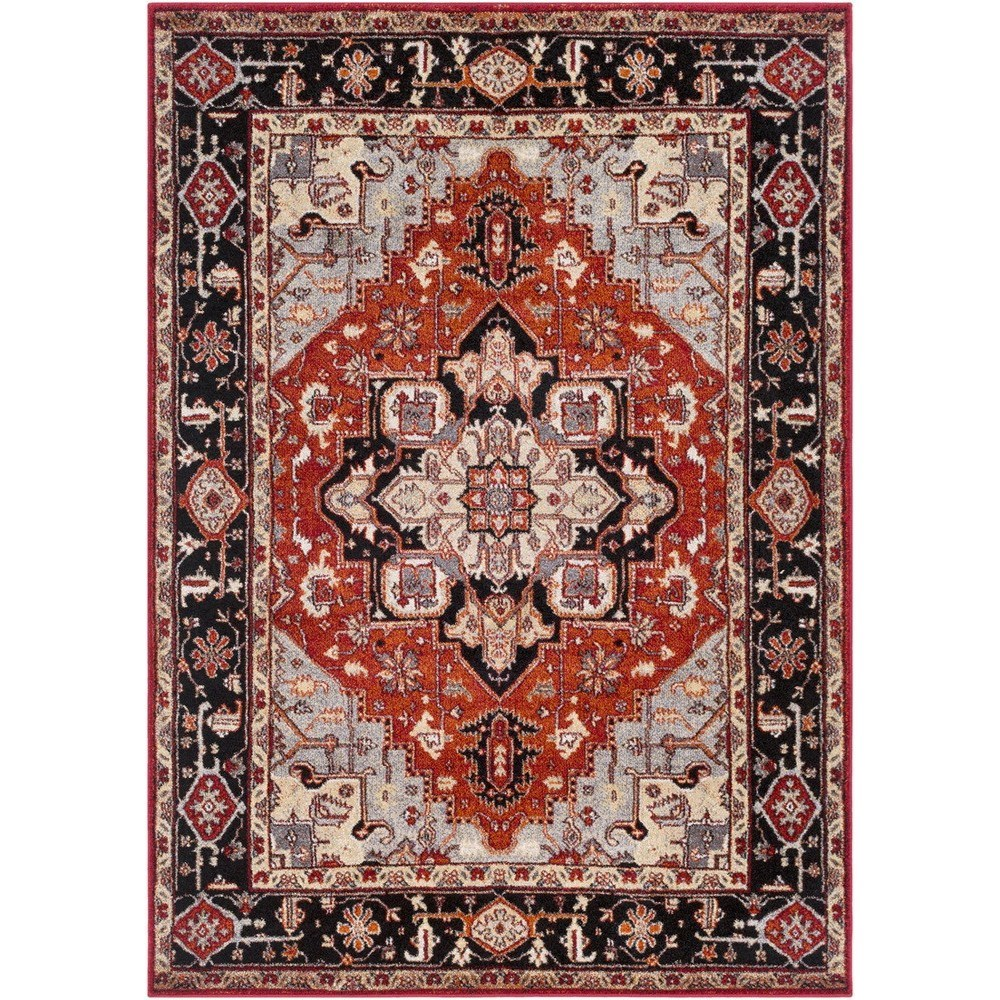 "Serapi 5'3"" x 7'3"" Rug by 9596 at Becker Furniture"