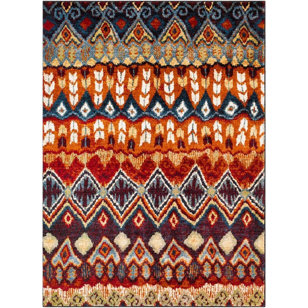 "Serapi 5' 3"" x 7' 3"" Rug by 9596 at Becker Furniture"