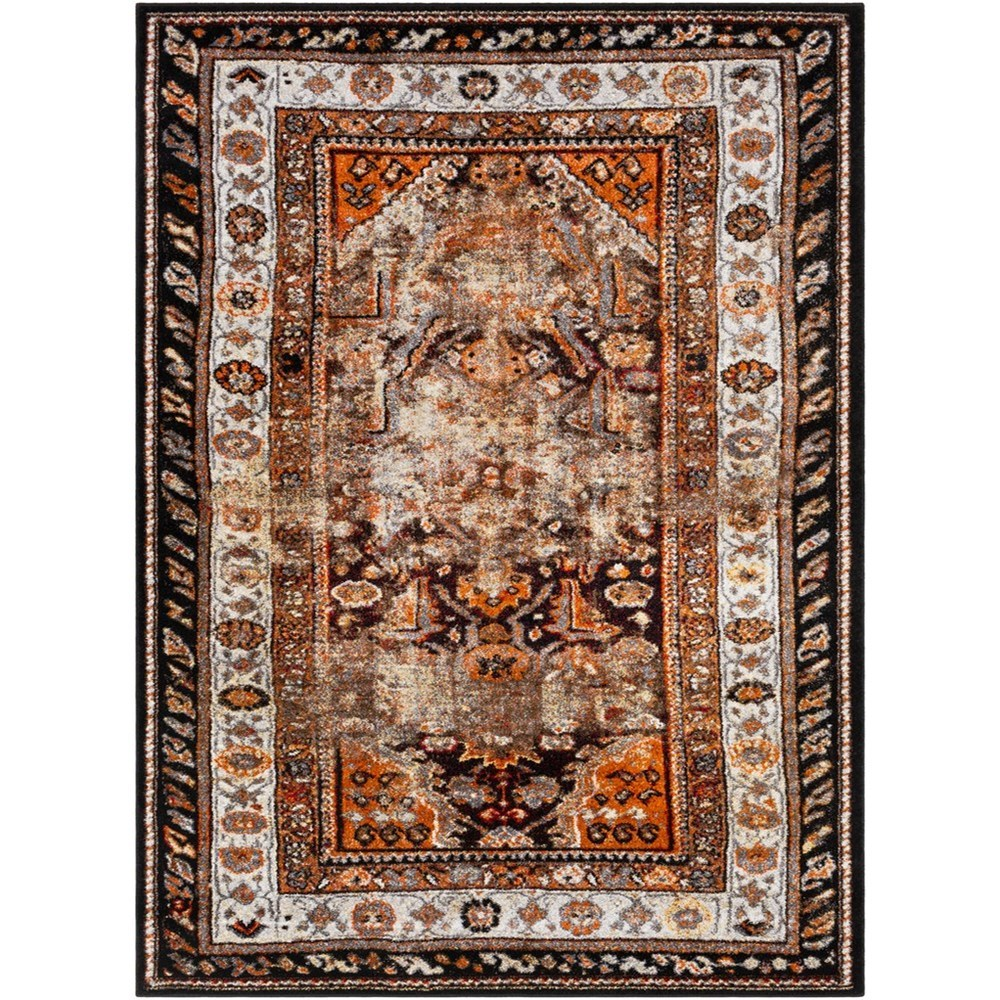 "Serapi 7' 10"" x 10' 6"" Rug by 9596 at Becker Furniture"