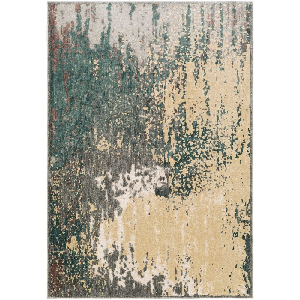 """Serene 1'10"""" x 2'11"""" Rug by Surya at SuperStore"""