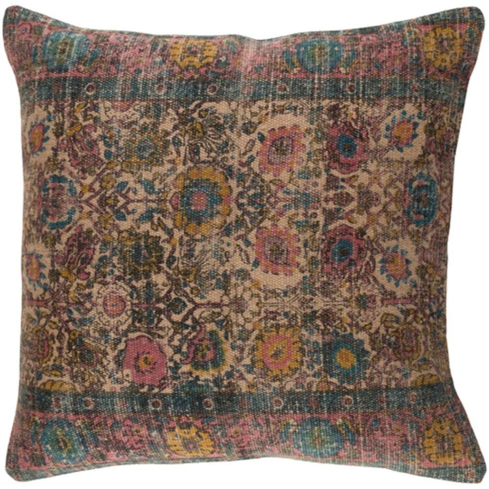 Shadi Pillow by Surya at Upper Room Home Furnishings