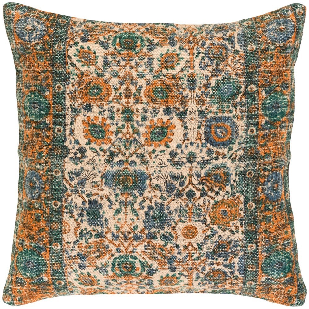 Shadi Pillow by Surya at Upper Room Home Furnishings